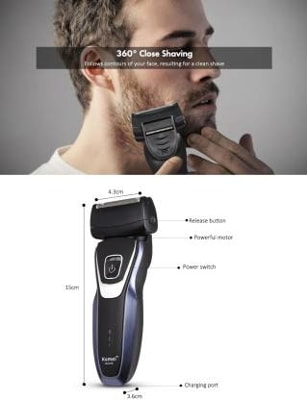 Smooth and clean shave